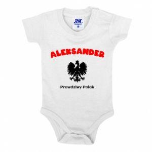 Body dla dzieci Aleksander jest prawdziwym Polakiem