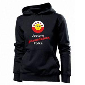 Damska bluza Jestem prawdziwą Polką