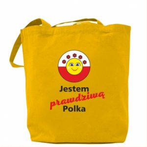 Bag I am a real Polish woman