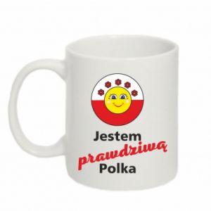 Kubek 330ml Jestem prawdziwą Polką