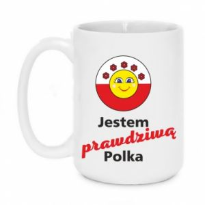 Kubek 450ml Jestem prawdziwą Polką