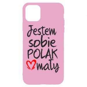 iPhone 11 Case I am from Poland