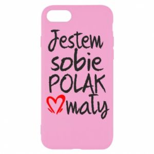 iPhone SE 2020 Case I am from Poland