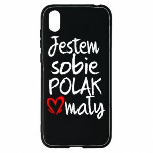 Huawei Y5 2019 Case I am from Poland