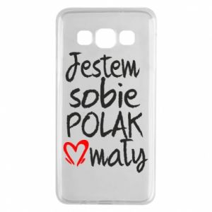 Samsung A3 2015 Case I am from Poland