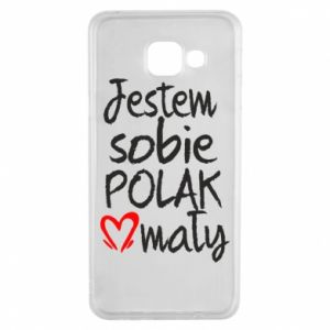 Samsung A3 2016 Case I am from Poland