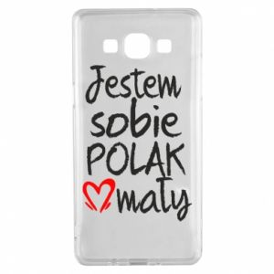 Samsung A5 2015 Case I am from Poland