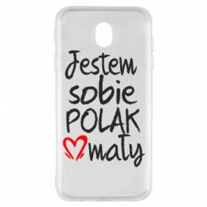 Samsung J7 2017 Case I am from Poland