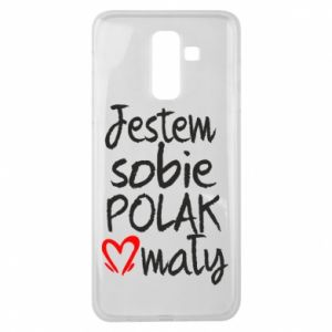 Samsung J8 2018 Case I am from Poland