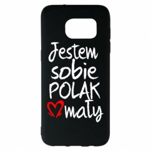 Samsung S7 EDGE Case I am from Poland