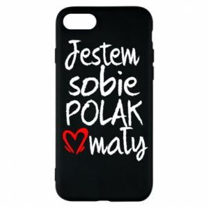 iPhone 7 Case I am from Poland