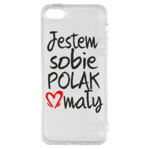 iPhone 5/5S/SE Case I am from Poland