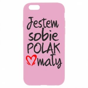 iPhone 6/6S Case I am from Poland
