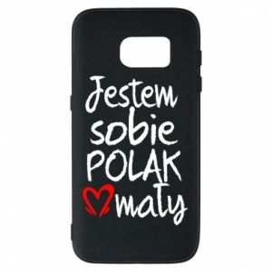 Samsung S7 Case I am from Poland