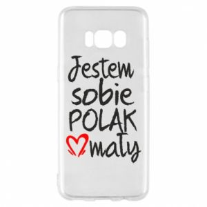 Samsung S8 Case I am from Poland