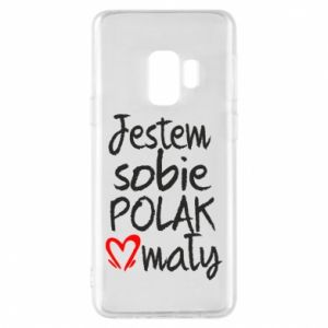 Samsung S9 Case I am from Poland