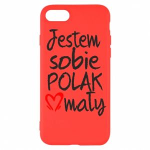 iPhone 8 Case I am from Poland