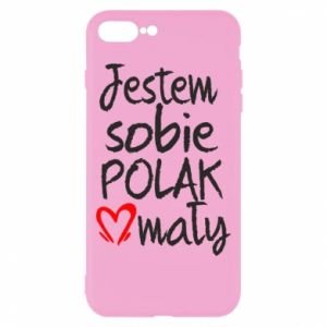 iPhone 8 Plus Case I am from Poland