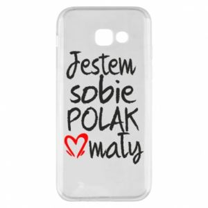 Samsung A5 2017 Case I am from Poland