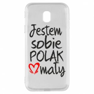 Samsung J3 2017 Case I am from Poland