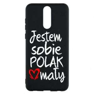 Huawei Mate 10 Lite Case I am from Poland