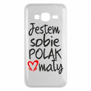 Samsung J3 2016 Case I am from Poland