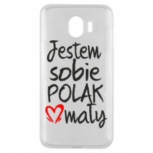 Samsung J4 Case I am from Poland