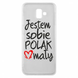 Samsung J6 Plus 2018 Case I am from Poland