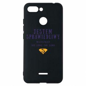Phone case for Xiaomi Redmi 6 I'm fair