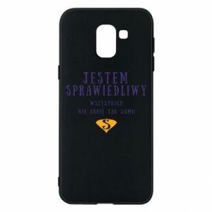 Phone case for Samsung J6 I'm fair