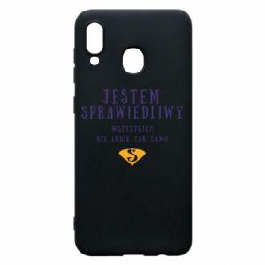 Phone case for Samsung A30 I'm fair