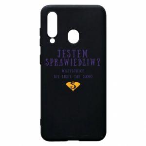 Phone case for Samsung A60 I'm fair