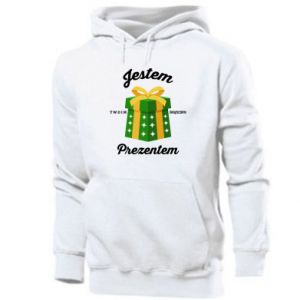Men's hoodie I'm your gift