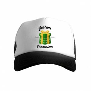 Kid's Trucker Hat I'm your gift