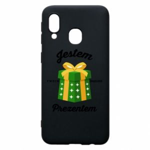 Samsung A40 Case I'm your gift