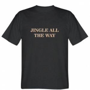 T-shirt Jingle all the way