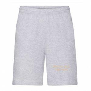 Men's shorts Jingle all the way