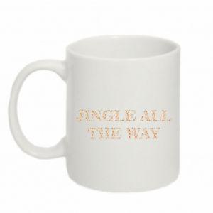 Mug 330ml Jingle all the way