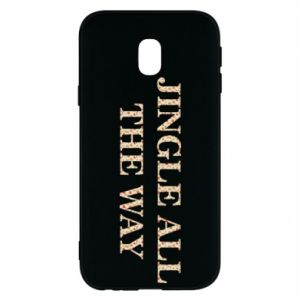 Phone case for Samsung J3 2017 Jingle all the way