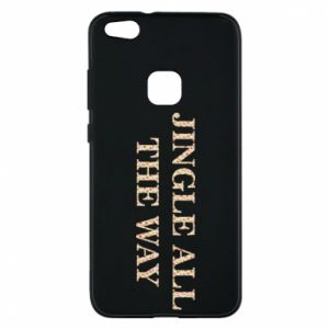 Phone case for Huawei P10 Lite Jingle all the way