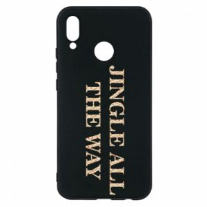 Phone case for Huawei P20 Lite Jingle all the way