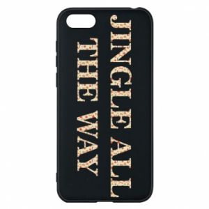 Phone case for Huawei Y5 2018 Jingle all the way