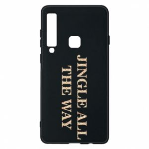 Phone case for Samsung A9 2018 Jingle all the way