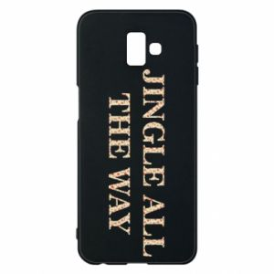Phone case for Samsung J6 Plus 2018 Jingle all the way