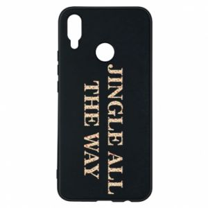 Phone case for Huawei P Smart Plus Jingle all the way