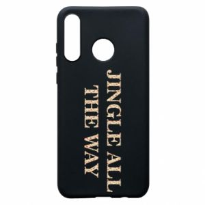Phone case for Huawei P30 Lite Jingle all the way