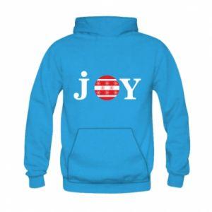 Bluza z kapturem dziecięca Joy