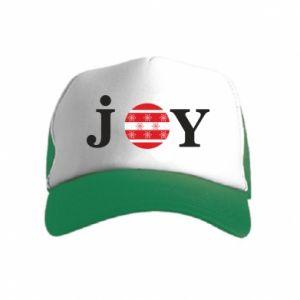 Czapka trucker dziecięca Joy