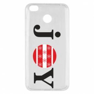 Etui na Xiaomi Redmi 4X Joy