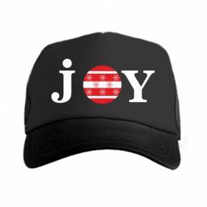 Czapka trucker Joy